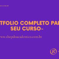 Portfólio A empresa de cosméticos Vital Care